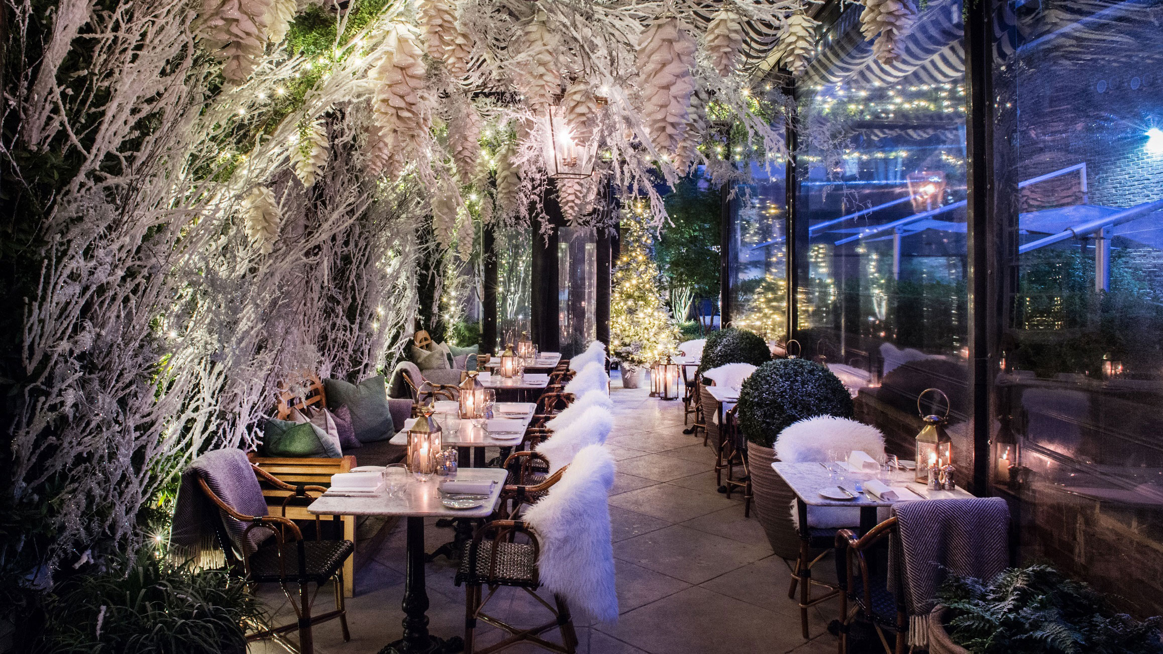 Dalloway terrace review step into one of london 39 s hottest for Dalloway terrace hotel