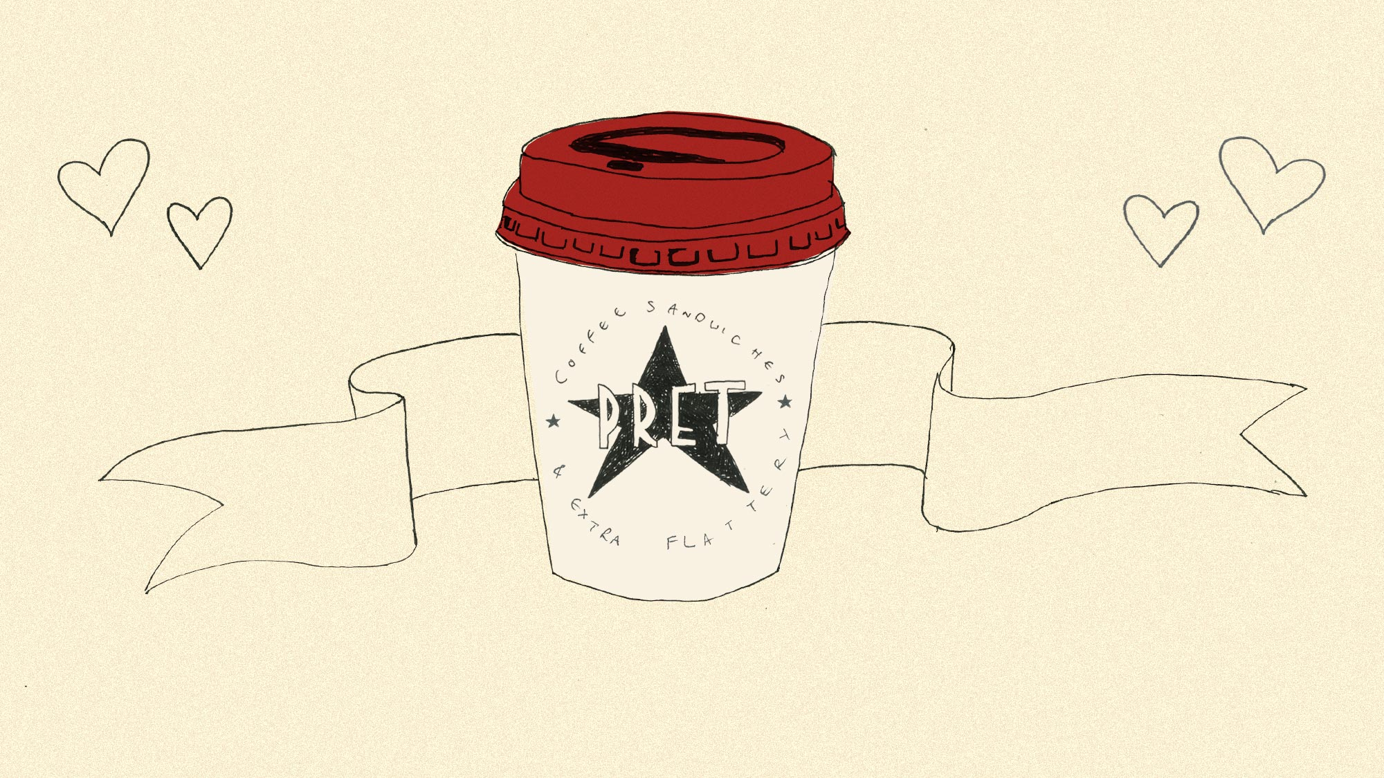 Have you got a Pret boyfriend? (Because: Yes, it's a thing)