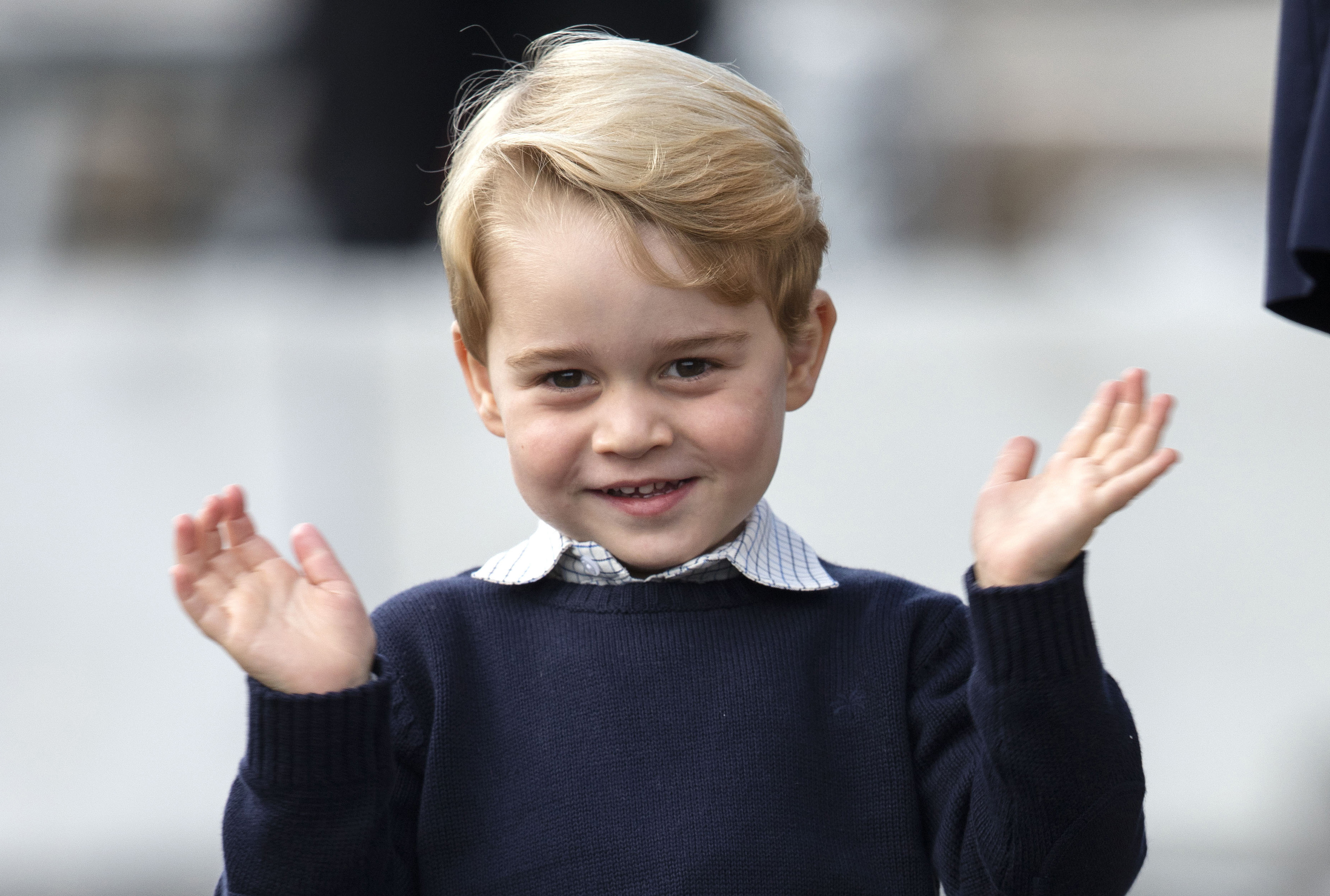 did you spot the sweet hidden detail in prince george s birthday