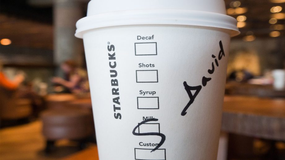 Starbucks Misspelling Names Are They Doing It On Purpose