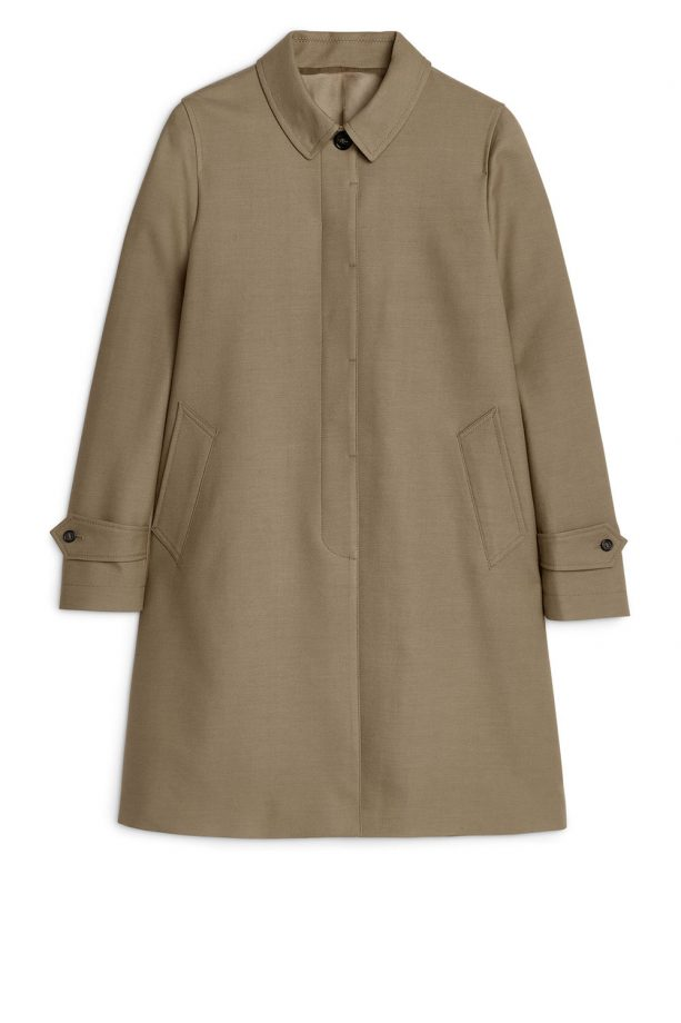 The Best Camel Coats On The High Street Right Now