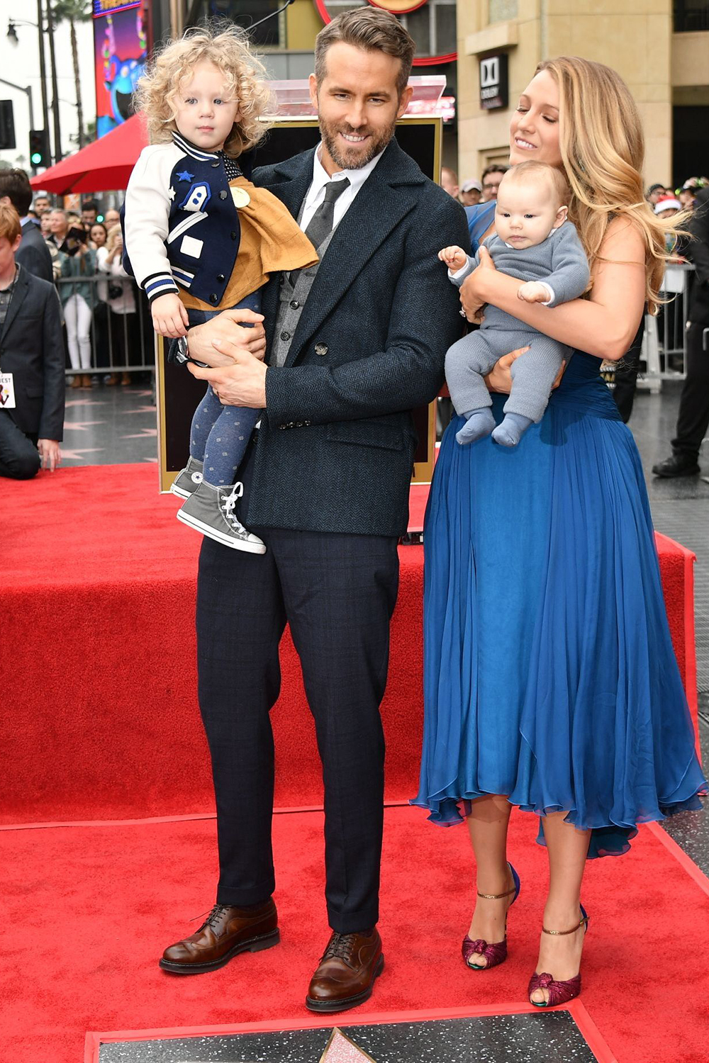 Ryan Reynolds and Blake Lively's children are perfection ...