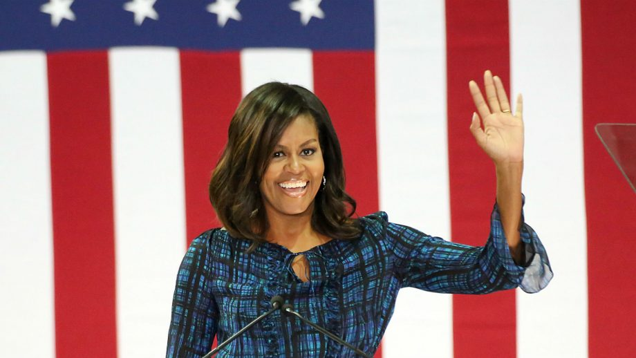Michelle Obama Just Said Some Very Powerful Words Against