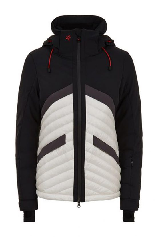 Shop now  Perfect Moment Padded Ski Jacket for £540 from Harrods 6116a0ede