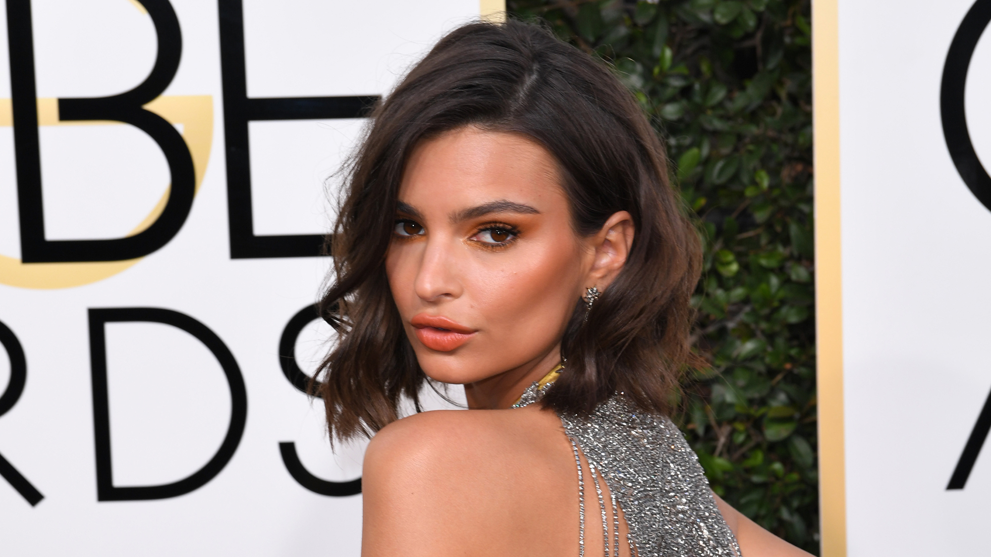 Best hair and make-up at the Golden Globes 2019