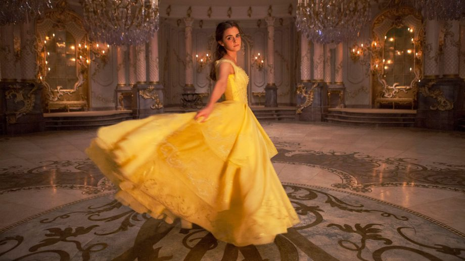 belle beauty and the beast dress