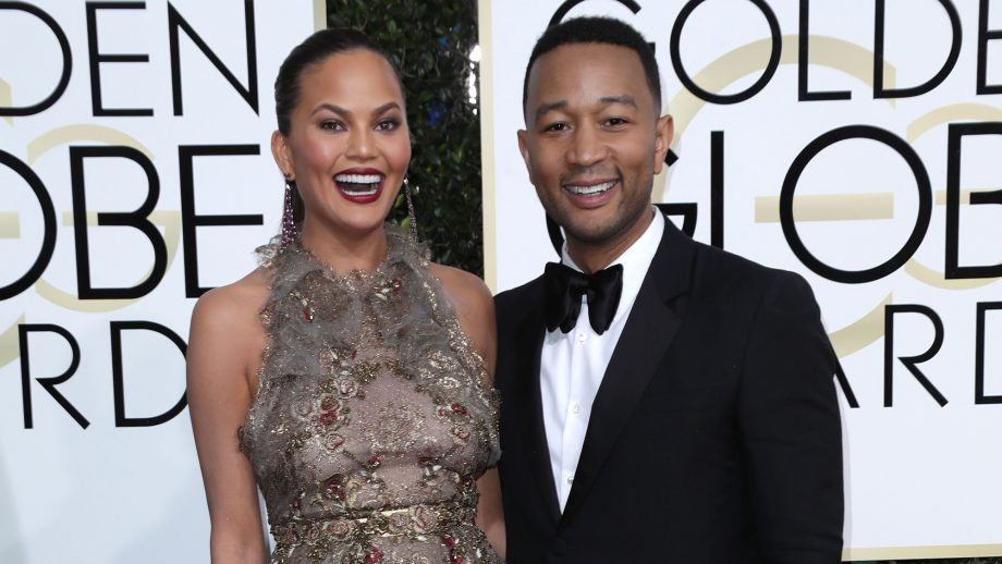 Golden Globes Celebrity Couples