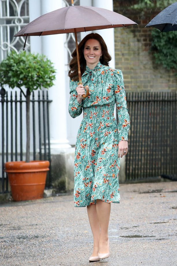 Kate Middleton Dress Style: From THAT Naked Dress To McQueen