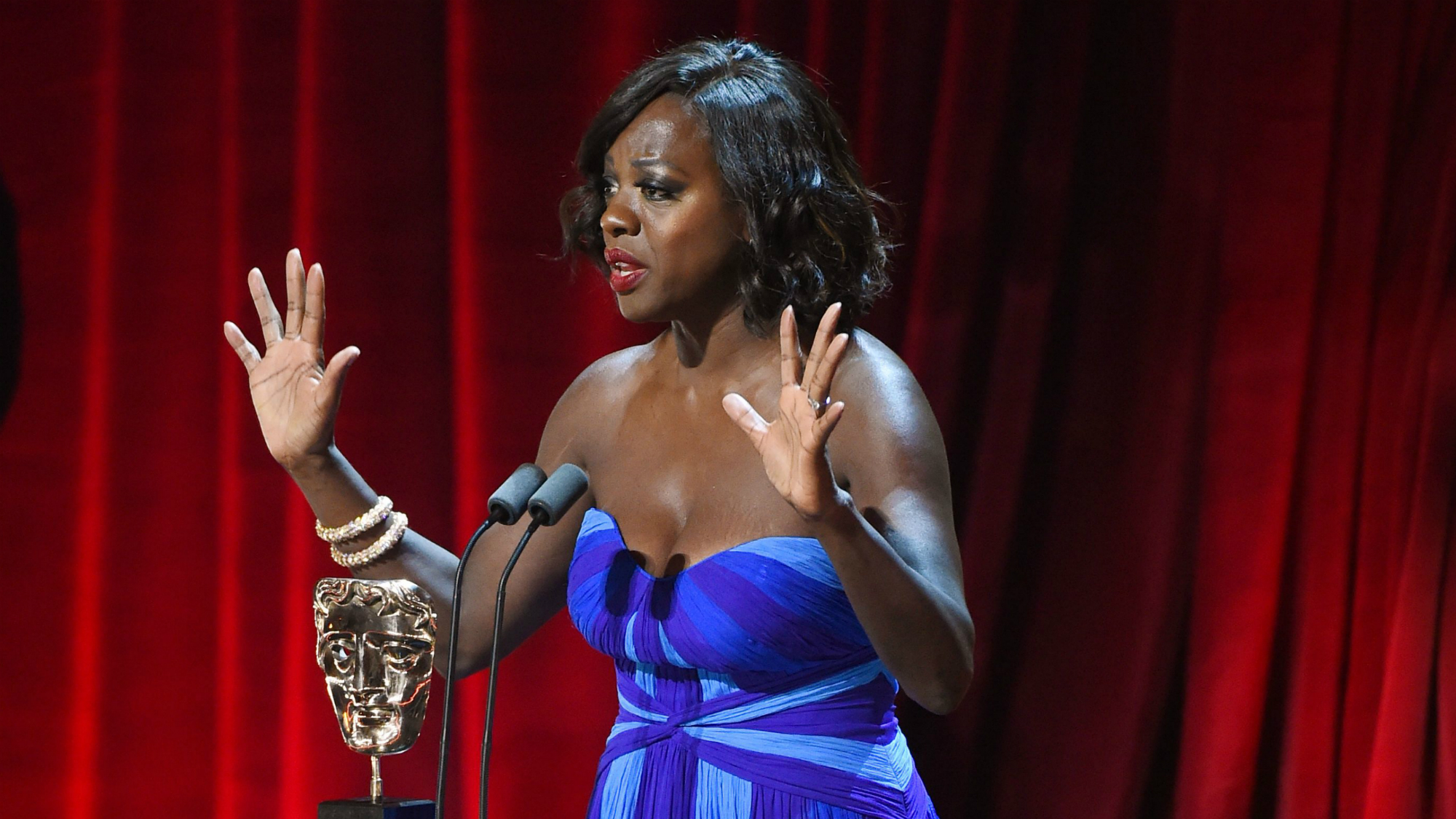 Here's how the BAFTAs 2017 turned political