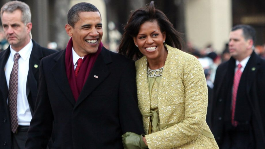 Barack Obama just reviewed Michelle Obama's memoir and it's too much