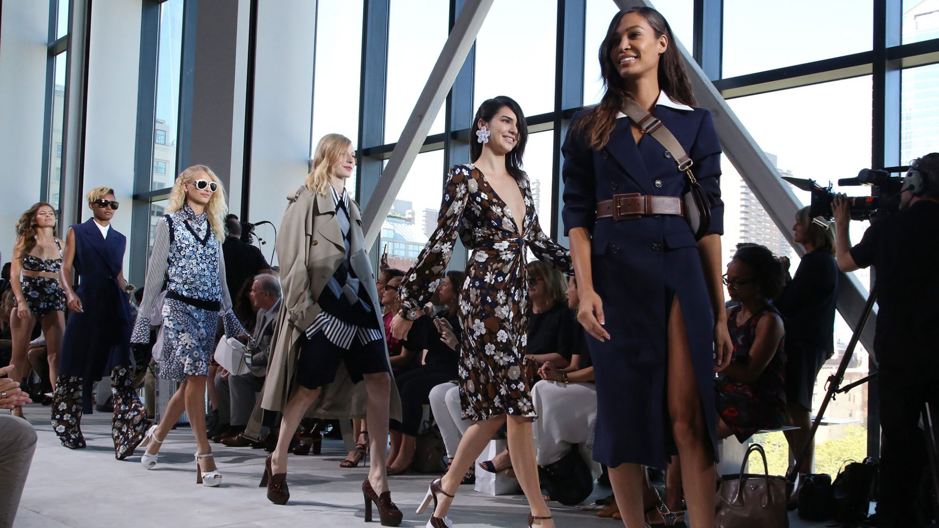 Watch The Michael Kors Show Live From New York Fashion Week 2017