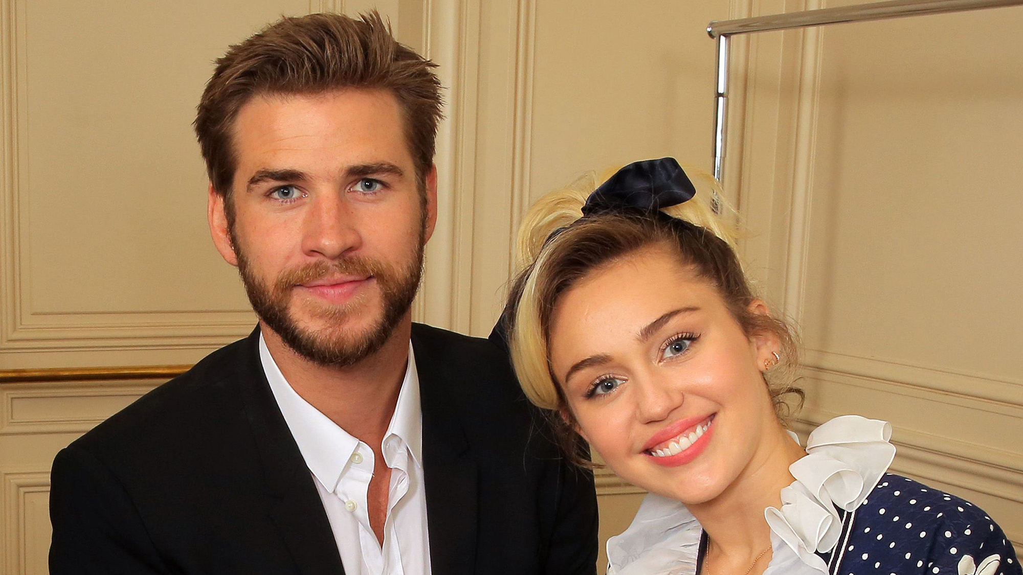 Liam Hemsworth just shared a heartbreaking photo of what's left of his and Miley Cyrus' house after the wildfires