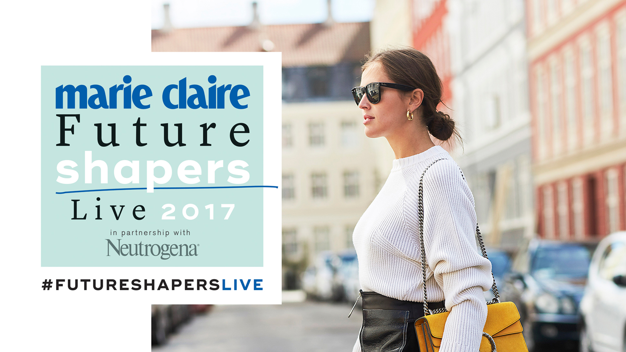 Just announced: Marie Claire Future Shapers Live, book your place now | Marie Claire