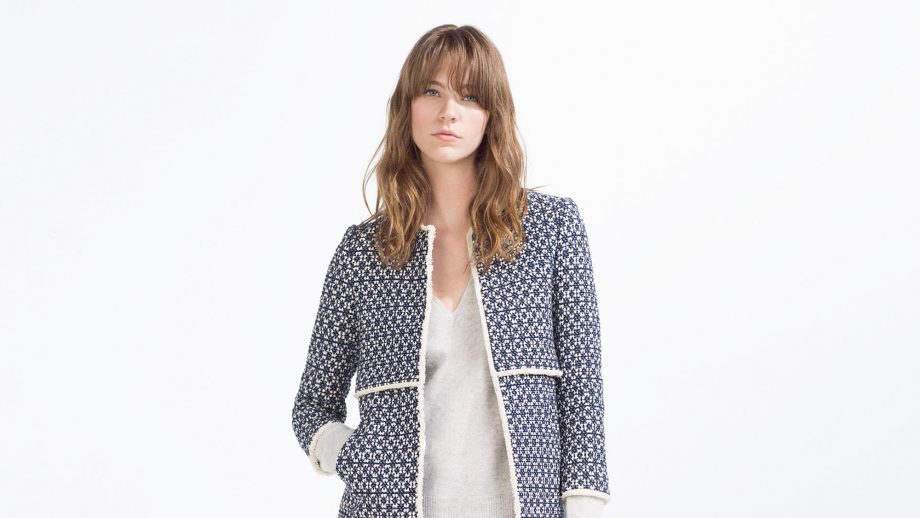 176f708407 Remember that sell-out Zara jacket you desperately wanted? It's back ...