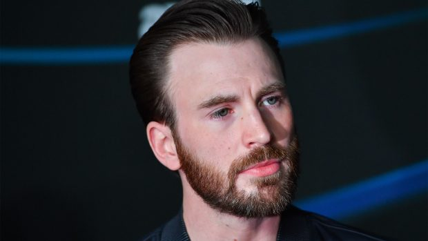 Chris Evans has finally responded to Jenny Slate's break-up comments