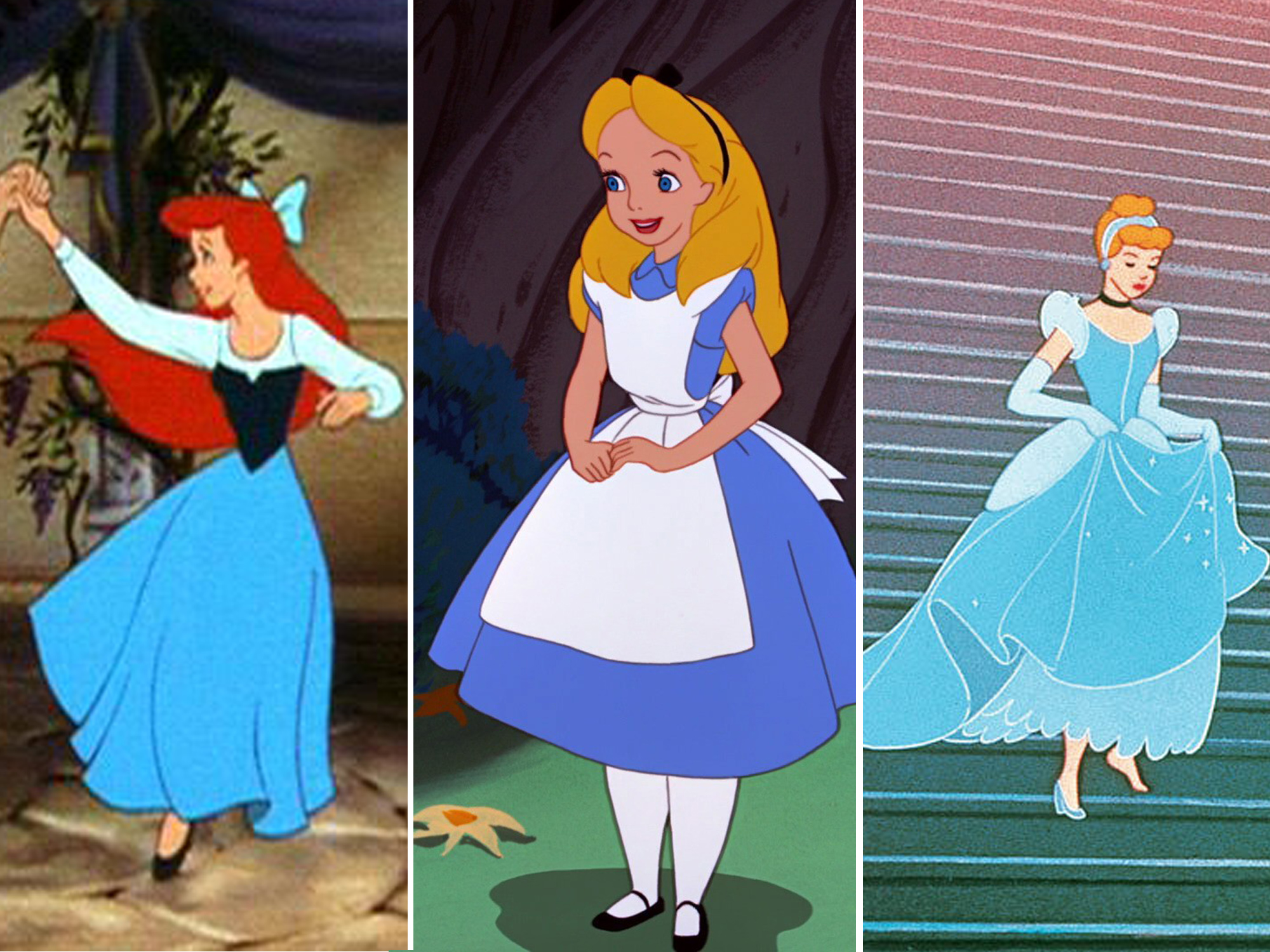 This Is Why Disney Princesses Always Wear Blue advise