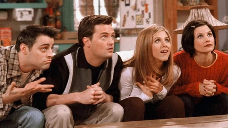 This Friends star explained being intimidated by Jennifer Aniston back in the day