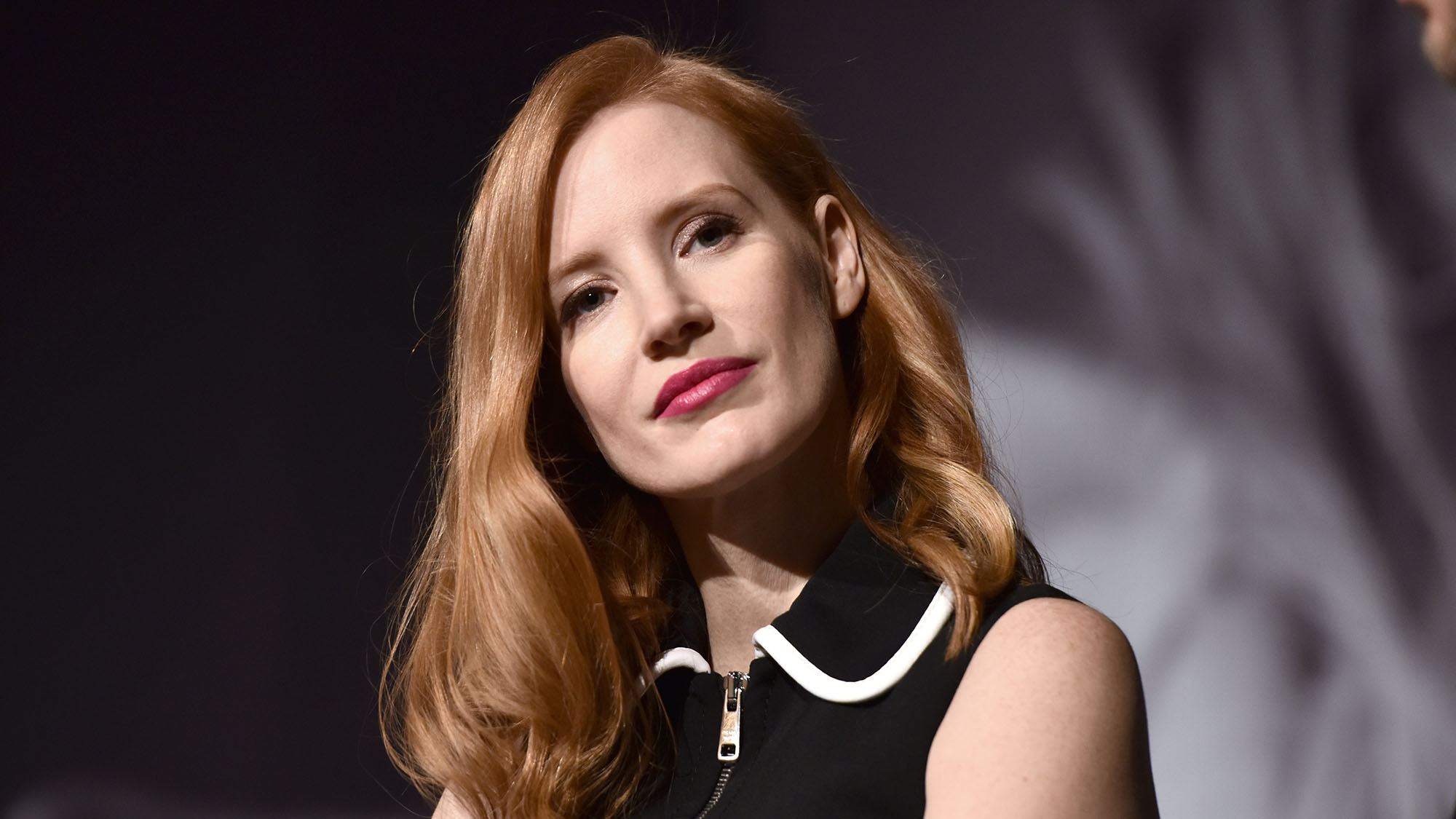 Jessica Chastain only wants to play powerful film roles thank you very much