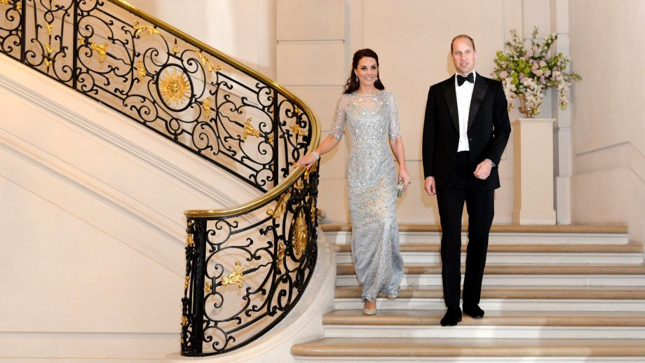 980daae25063 Kate Middleton wears Chanel for the first time (and styles it well)