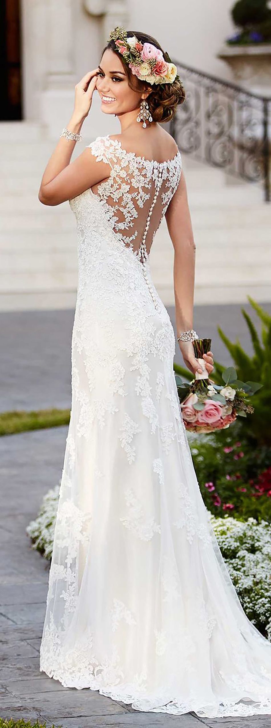Most Por Wedding Dresses Pinterest