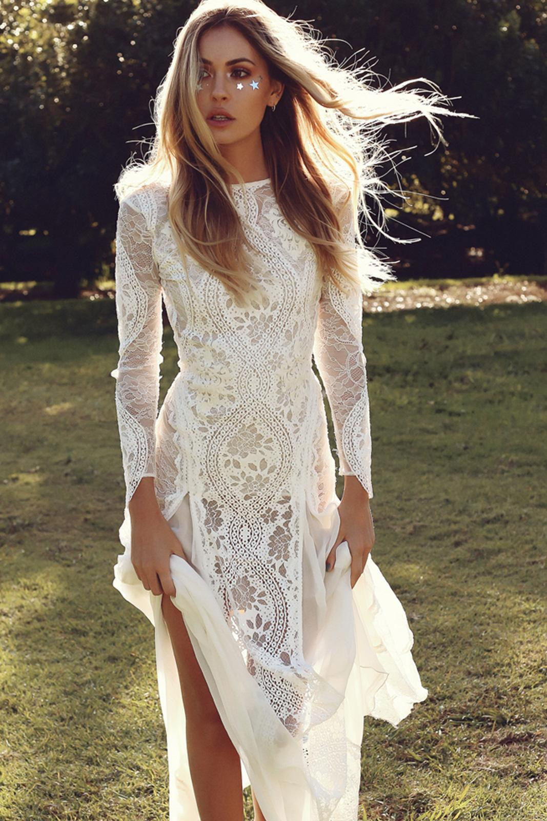 These are the 5 most popular wedding dresses on pinterest for Pinterest dresses for wedding
