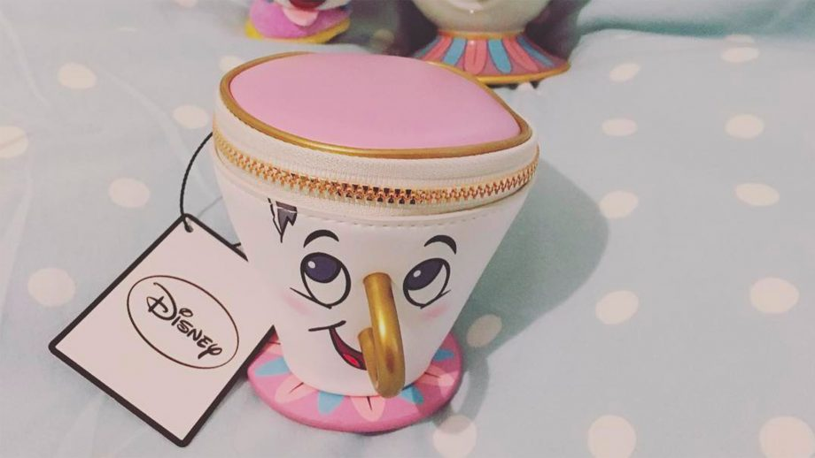 primark beauty beast coin purse