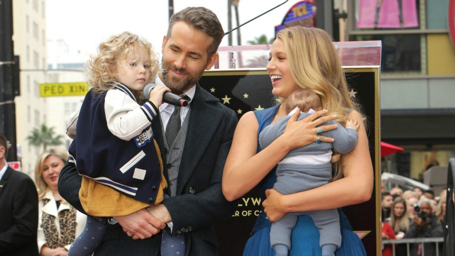 Ryan Reynolds parenting