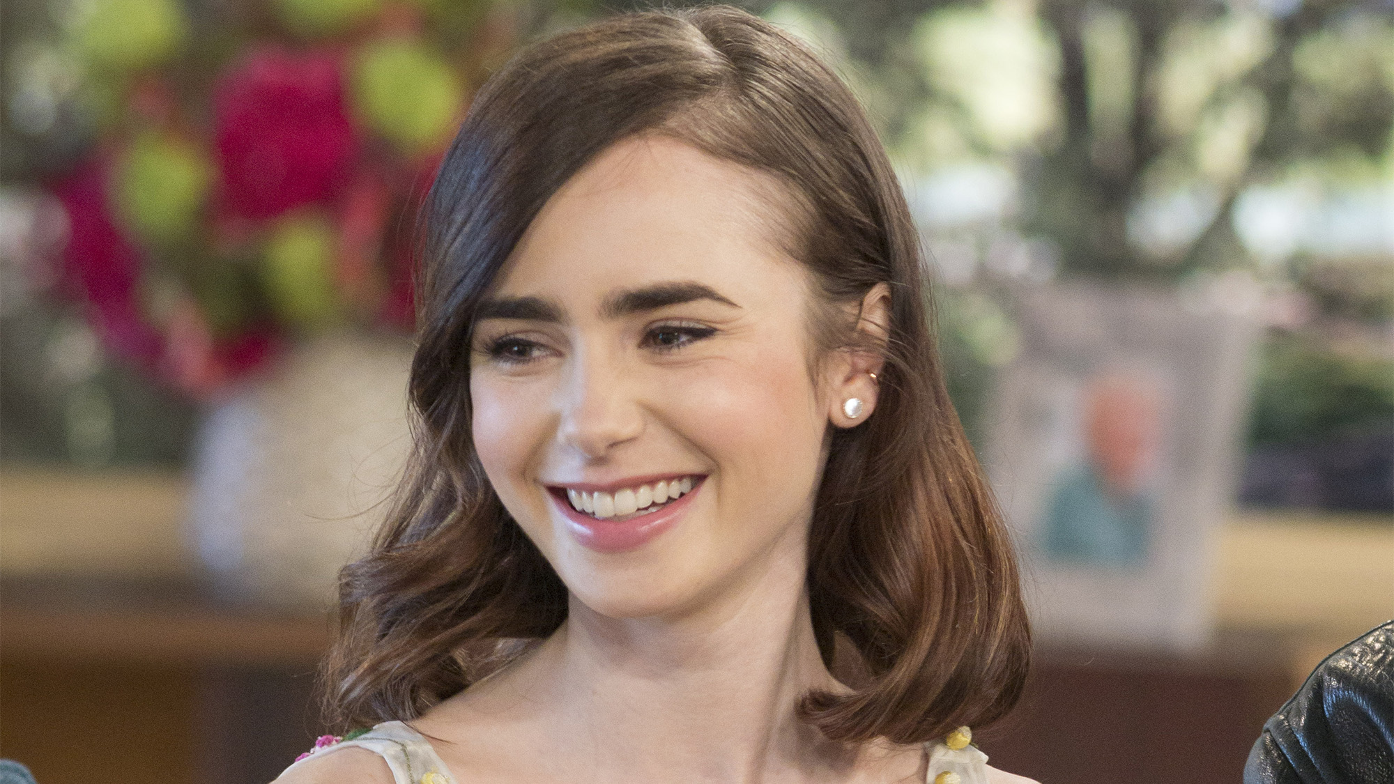 Lily Collins Movies: We Interview The Actress About Her ...
