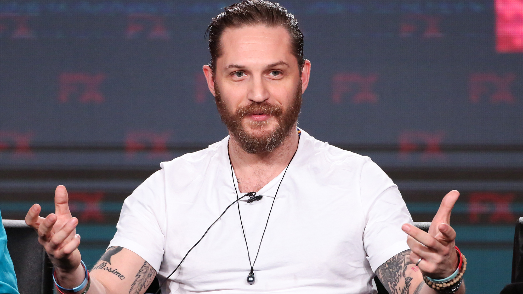 Tom Hardy Chased Down A Thief Like A Real-Life Action Hero