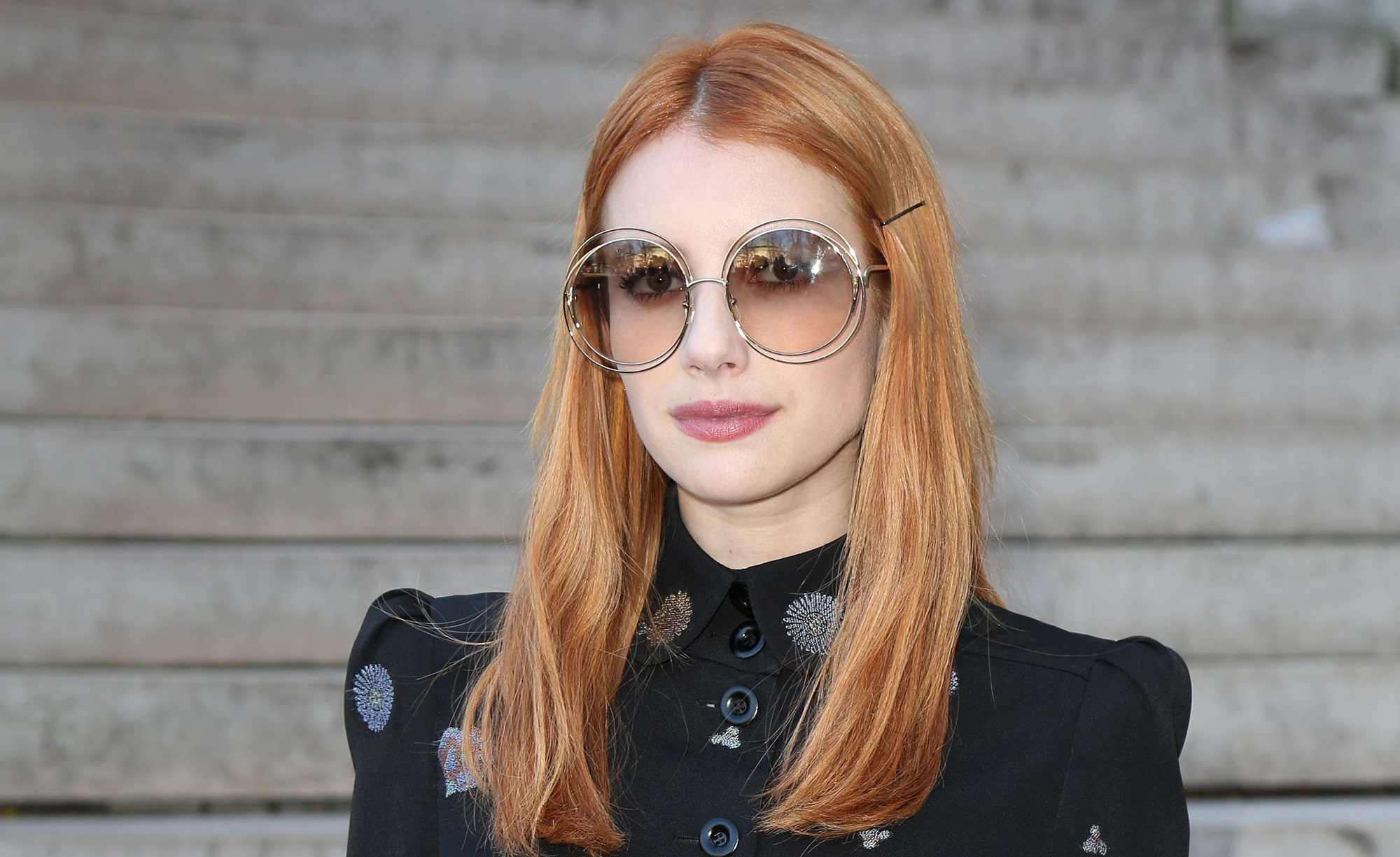 blorange hair: what does it mean and what does it look like?