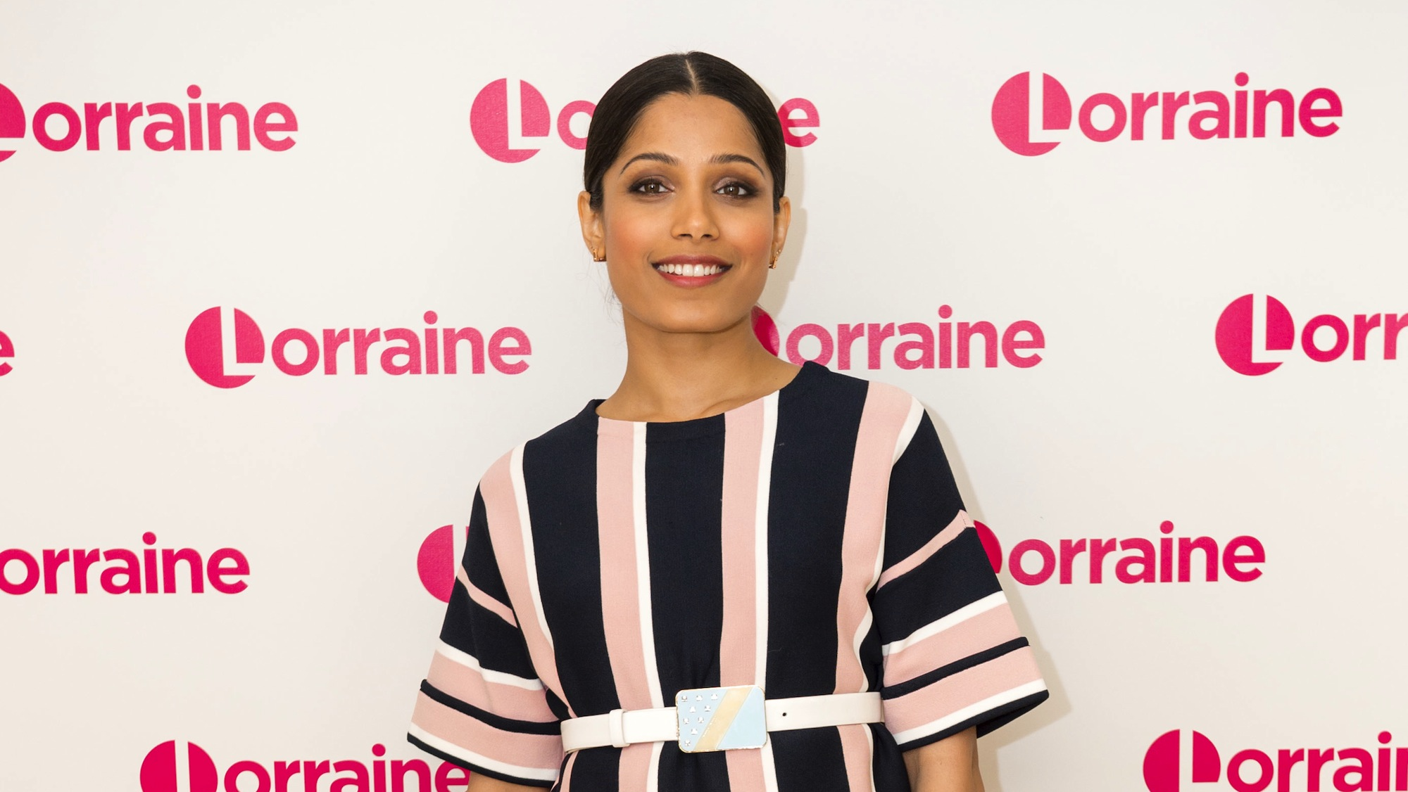 A 'quarter life crisis' led to the Freida Pinto and Dev ...
