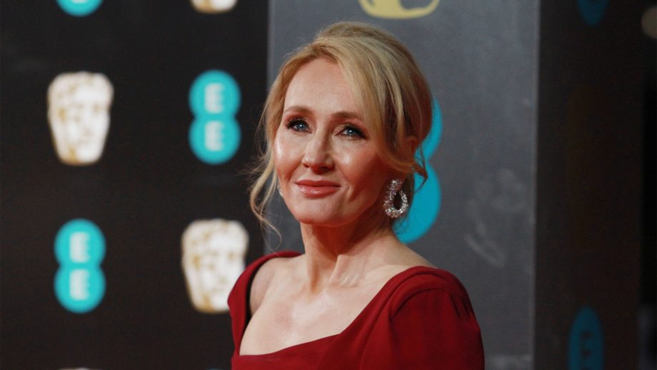 Stay calm – JK Rowling is releasing four more Harry Potter books