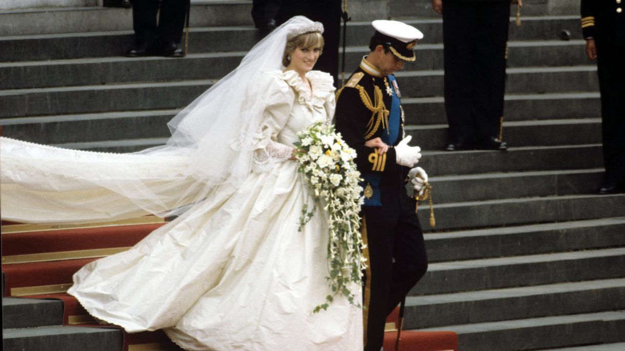 Heres The Big Mistake From Princess Diana And Prince Charles Wedding