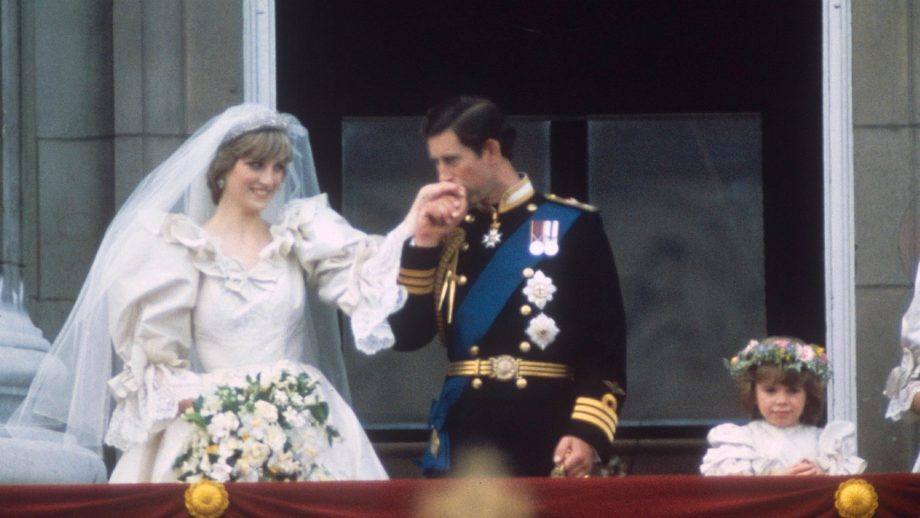 Diana And Charles Wedding.This Is Why Princess Diana Had A Secret Second Wedding Dress