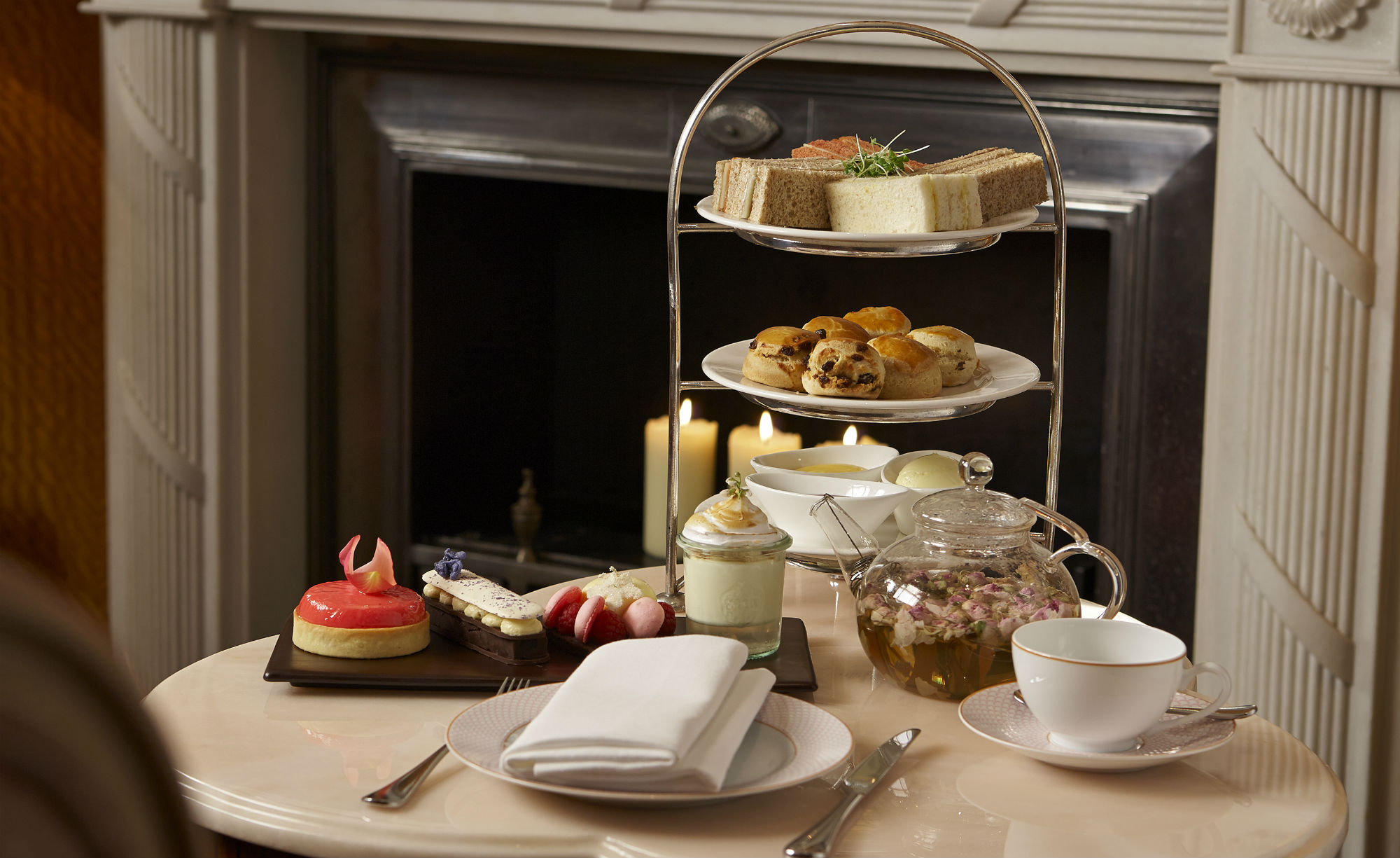 Best afternoon tea London: Chic places for cake in the capital