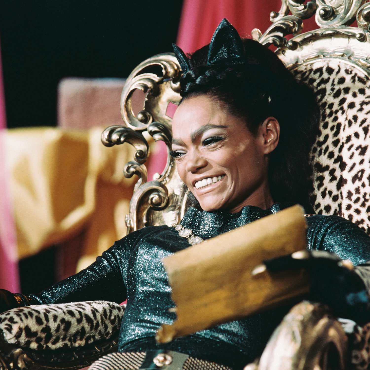 How Eartha Kitt defied the odds to become a Hollywood screen icon