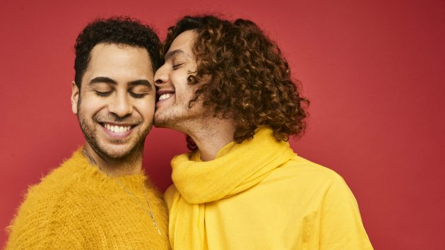 Sex tips from gay couples