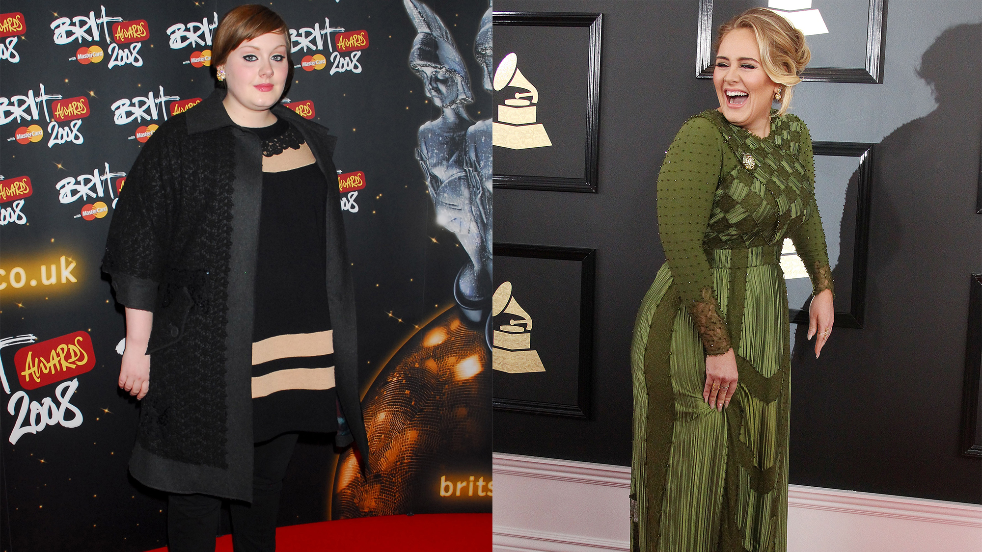 Adele reveals the one thing she cut out of her diet to get the body she has now