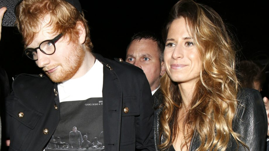 Are Congratulations In Order For Ed Sheeran And Cherry Seaborn