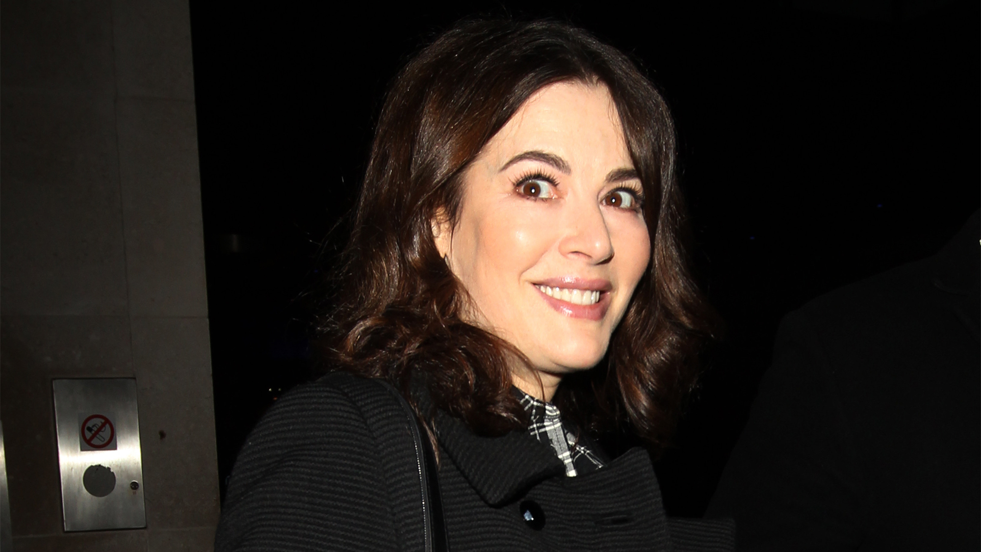 Nigella Lawson has caused outrage with her unusual tea habit