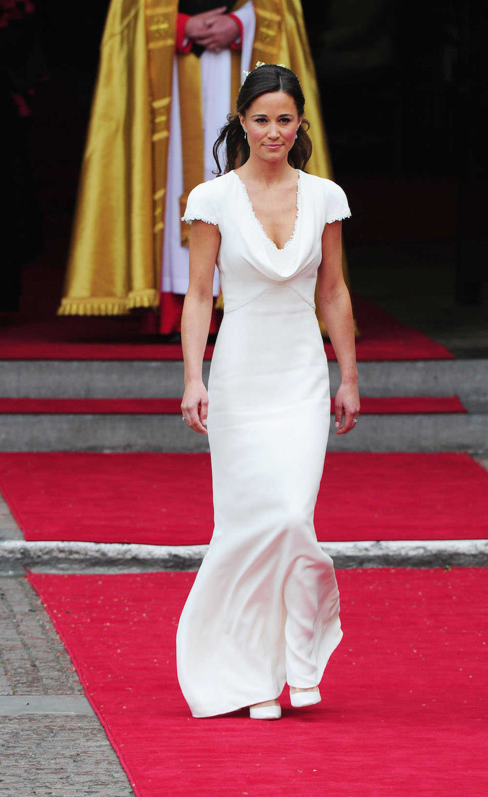 This is how the Pippa Middleton wedding plans compare to average brides\'