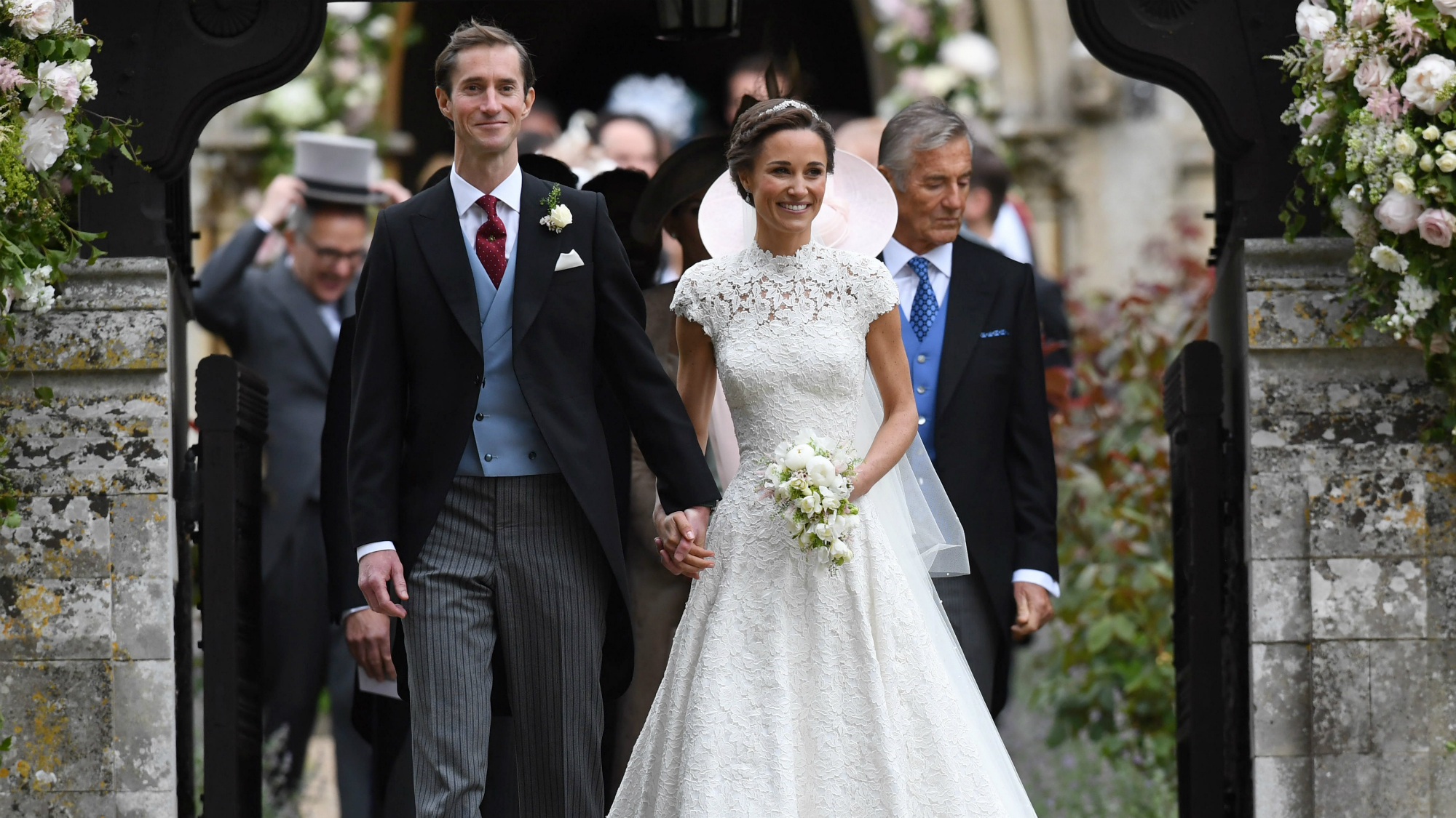 Pippa Middleton's wedding menu has been revealed and it's dreamy