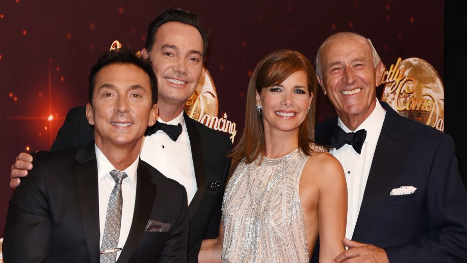 strictly come dancing judge
