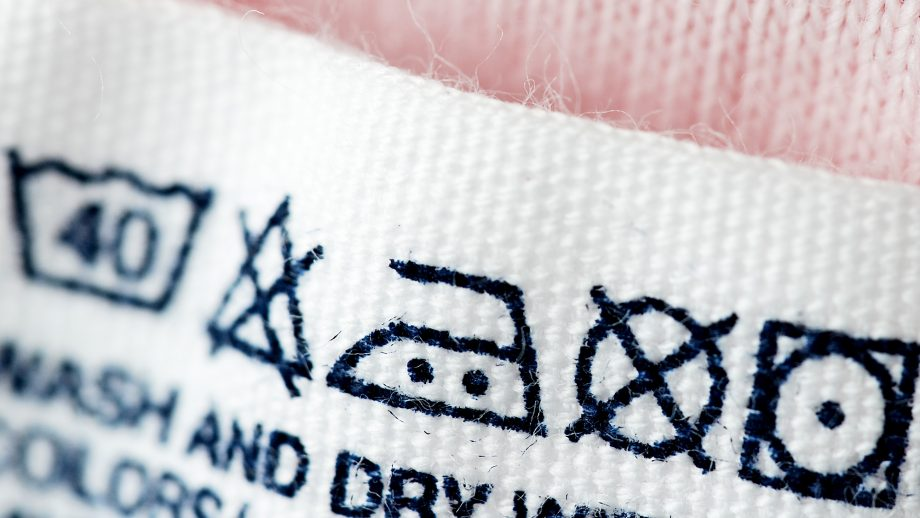 What The Symbols On Your Clothing Labels Mean Wash Care