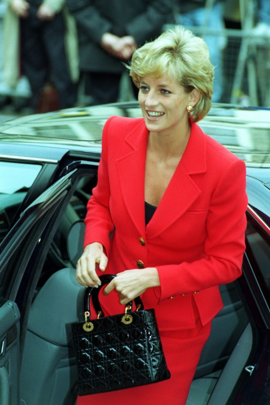 princess diana lady dior