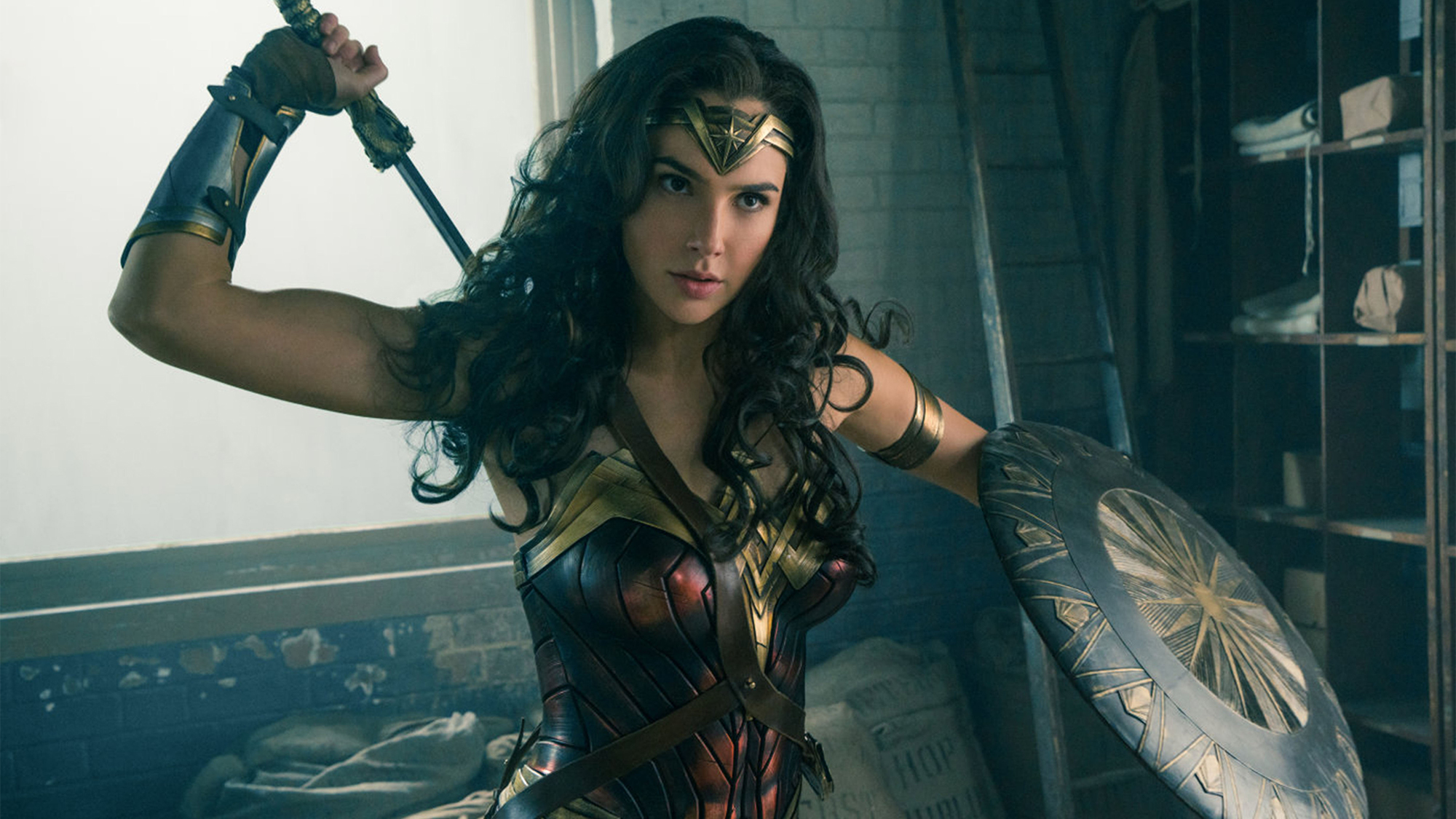 This blink-and-you-miss-it moment from Wonder Woman is going viral forecast