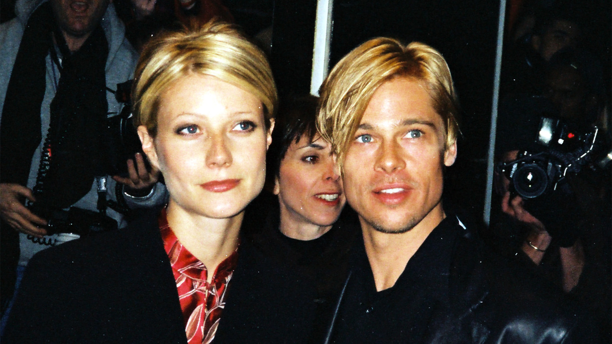 Gwyneth Paltrow Has Spoken About Getting Back With Brad Pitt