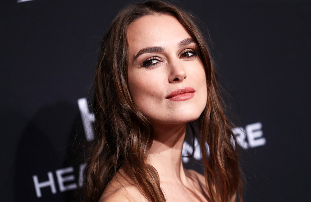 hairstyles for long hair 2019 Keira Knightley