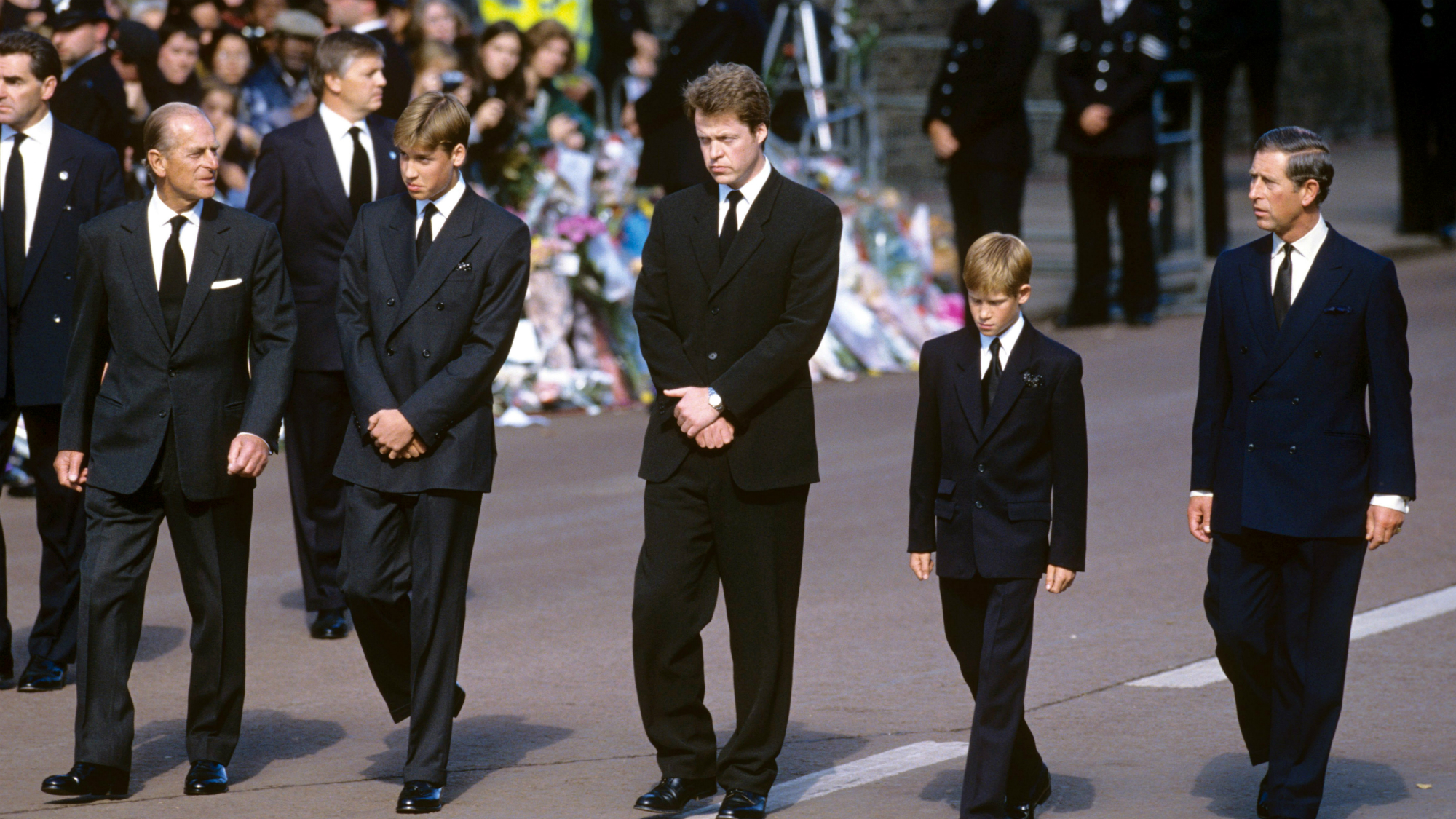 Prince Harry Recalls The Heartbreaking Details Of Princess