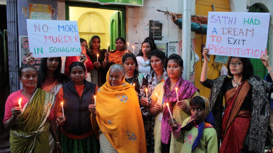 How open mic nights and feminist films are helping fight intergenerational prostitution in India